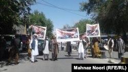 اشتراک کننده های گردهمایی در کابل