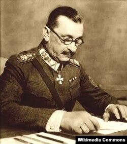 Фин фелдмаршалы, барон Карл Густав Маннергейм. 1940.