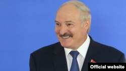 Беларусь президенті Александр Лукашенко. Минск, 11 қазан 2015 жыл.