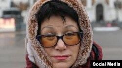 """Наталья Федорова – активистка """"Яблока"""""""