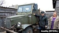 """""""Тып-тып"""" машинасы"""