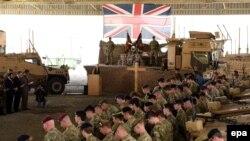 نیروهای بریتانیایی در افغانستان سال ۲۰۱۵