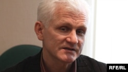 Ales Byalyatski heads Vyasna, one of the most prominent human rights groups in Belarus.