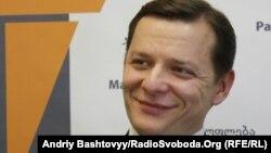 Депутат Верховної Ради Олег Ляшко