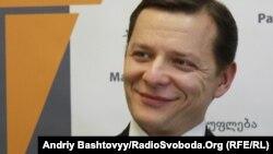 Член бюджетного комітету Верховної Ради, народний депутат Олег Ляшко