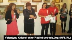 Відкриття експозиції проекту «12 історій про УПА» в мистецькій галереї «Євро-Арт»