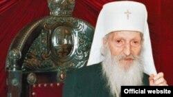 Bez distanciranja od ratne politike: Patrijarh Pavle