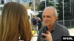 Lazar Ristovski na Sarajevo Film Festivalu u razgovoru sa novinarkom RSE Ivanom Bilić