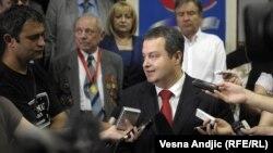 Српскиот заменик премиер Ивица Дачиќ