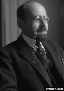 Nikolai Krestinski (Photo: Georg Pahl/Bundesarchiv)