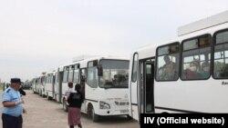 Жители, эвакуированные из Сардобинского района.