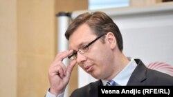 Aleksandar Vuçiq, foto nga arkivi