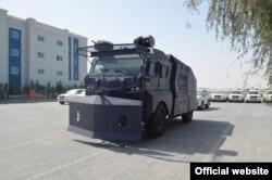 Predator Riot Control — вадамёт з Аб'яднаных Арабскіх Эміратаў