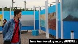 Пленэр современного искусства Kyiv art fort, проект «Гурзуфские сезоны»