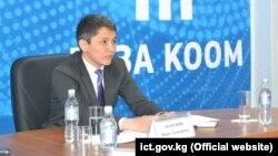 Нурбек Абасканов.