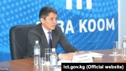 Экс-председатель ГКИТиС Нурбек Абасканов.
