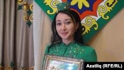 Гран-при иясе Лилия Хөсәенова