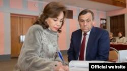 Юлия Евстифеева, Александр Евстифеев
