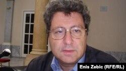 Damir Grubiša, profesor na Američkom sveučilištu u Rimu