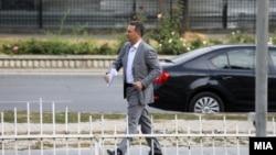 Поарнешниот премиер Никола Груевски