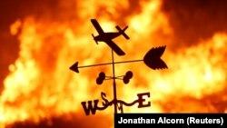 """Požar """"Tomas"""" zahvatio je 230.000 hektara u protekloj sedmici"""