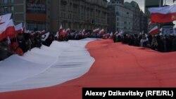 Варшава, 99-я годовщина независимости Польши, 11 ноября 2017 года