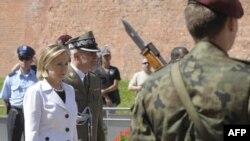 Hilari Klinton u Varšavi, 3. jula 2010