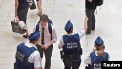 Belgijska policija, ilustracija