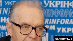 Професор Інституту фізіології імені Богомольця НАН Вадим Березовський