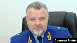 Бывший зампрокурора Московской области Александр Игнатенко