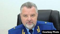 Бывший первый заместитель прокурора Московской области Александр Игнатенко