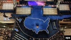 Һиллари Клинтон штабында