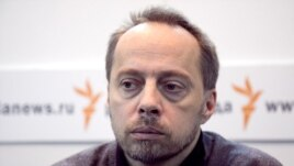 Russia -- Mikhail Sokolov, RFE/RL journalist and broadcaster, 15Mar2010