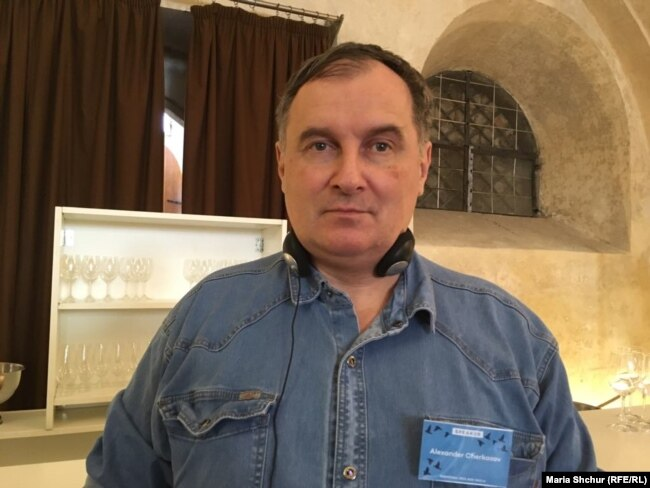 Олександр Черкасов – голова російської правозахисної організації «Меморіал»