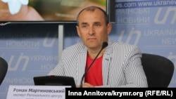 Роман Мартыновский, эксперт Регионального центра по правам человека