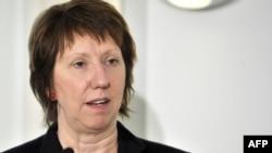 Катрін Аштон просить українську владу гарантувати право Тимошенко на отримання медичної допомоги