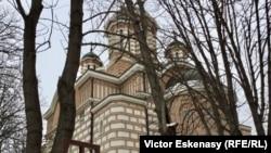 Церковь Святого Элевтерия, Бухарест, Румыния