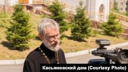 """На съемках фильма """"Сибирский крест"""""""