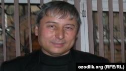 Исроил Ризаев.
