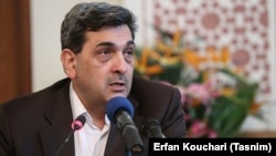 Tehran Mayor Pirouz Hanachi (file photo)