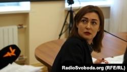 Наталя Аненнкова ухилилася від відповіді про перевірку Кузьменка