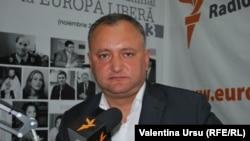 Liderul socialist gor Dodon