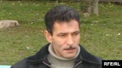 «Azadlıq» qəzetinin əməkdaşı Sakit Zahidov