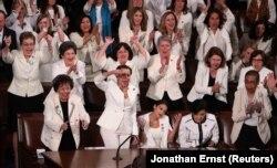 Члены Конгресса реагируют на речь Трампа