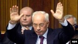28 января Николай Азаров перестал быть премьер-министром Украины