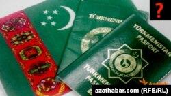 Türkmen pasportlary