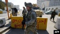 ارتش آمريکا می گوید که «نيروهای ويژه» را که آتش بس را قبول نکرده اند، تحت تعقيب قرار خواهد داد. (عکس:AFP)
