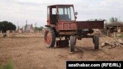 Türkmenistanyň Daşoguz welaýatynyň Görogly etraby.