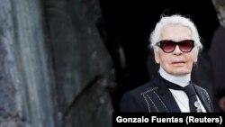 Карл Лаґерфельд – культова для світу моди особистість