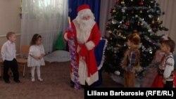 Новогодний праздник в детском саду. Иллюстративное фото.